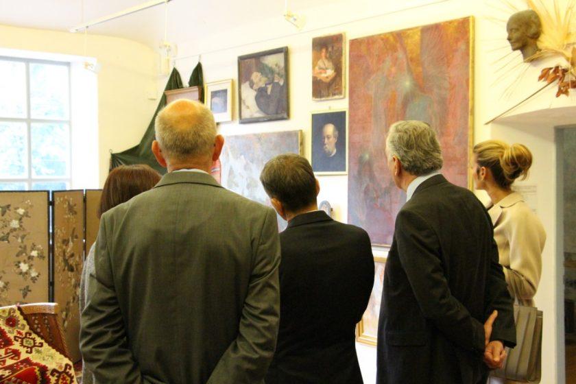 U suradnji s Muzejima i galerijama Konavala u Zagrebu se izlažu dosad nikada viđene slike velikog umjetnika Vlaha Bukovca