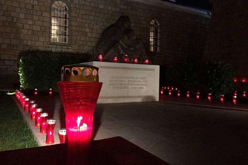 Konavoski lampioni u spomen na žrtvu Vukovara