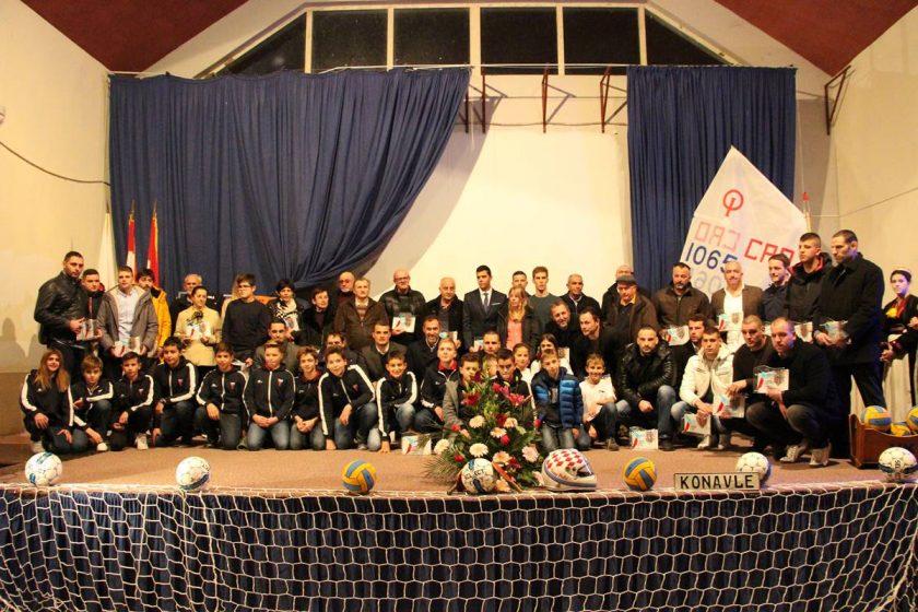 Zajednica sportova Općine Konavle dodijelila priznanja najuspješnijim konavoskim sportašima