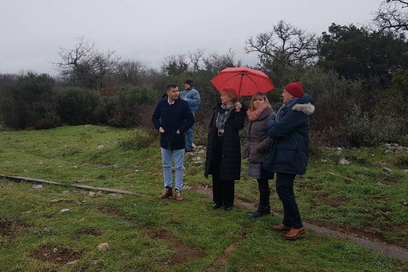 Općina Konavle sudjeluje u projektu METMONIC, zamjenik Radonić s predstavnicima DHMZ-a obišao lokacije budućih meteopostaja
