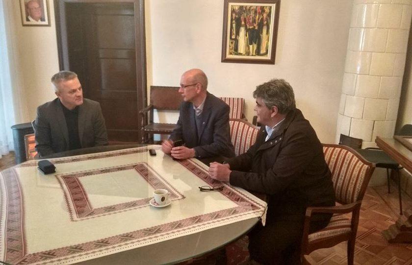Načelnik Lasić primio državnog tajnika Središnjeg državnog ureda za Hrvate izvan RH