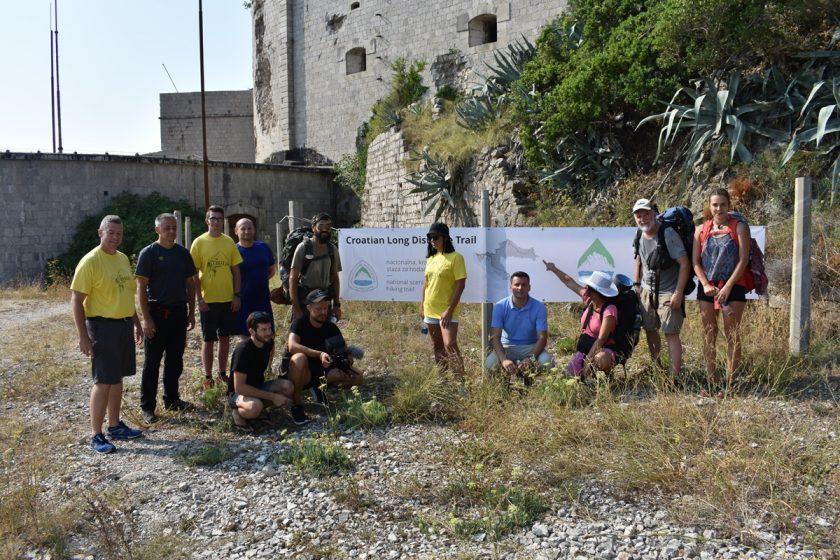 Na Prevlaci završena 2300 kilometara duga šetnja od Iloka do najjužnije točke Hrvatske