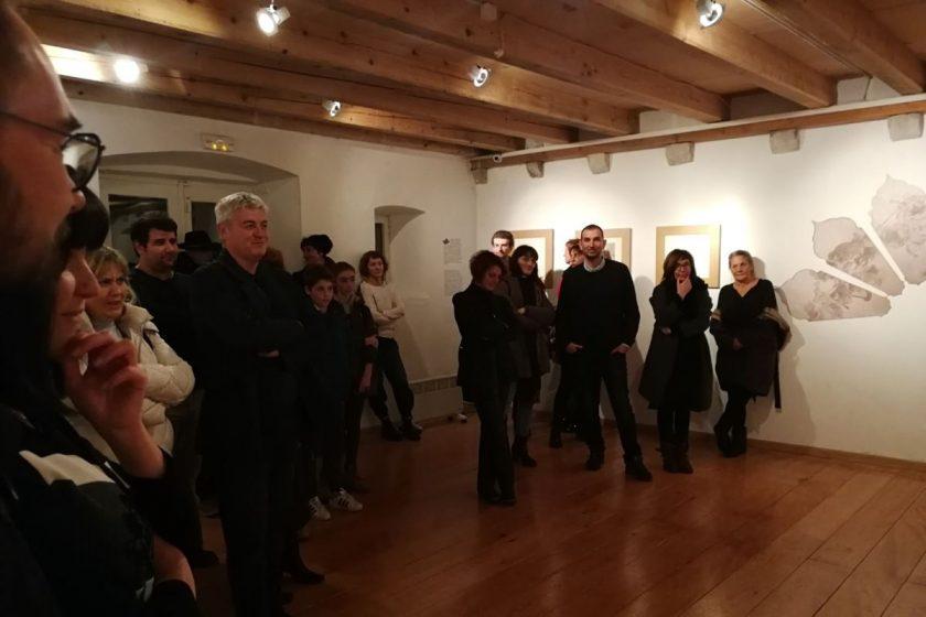 """Otvorena izložba """"Vlaho Bukovac i dekorativne kompozicije: Strop kazališta u Dubrovniku"""""""