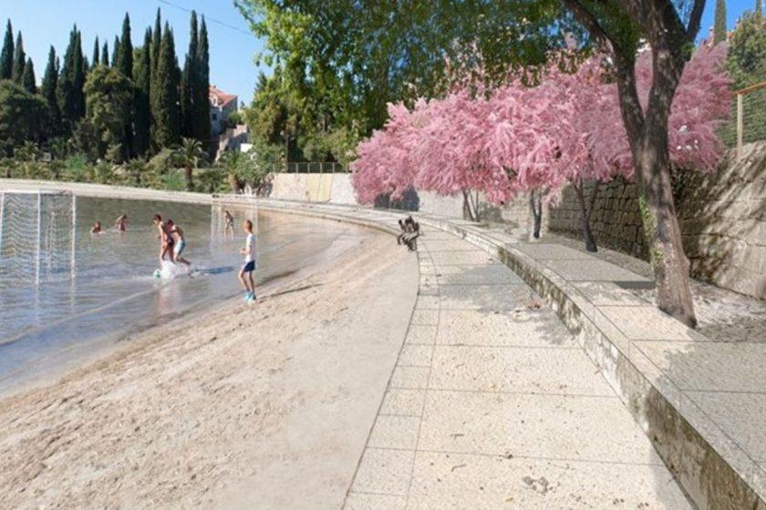 Ministarstvo odobrilo Općini Konavle sredstva za uređenje plaže u Tihoj