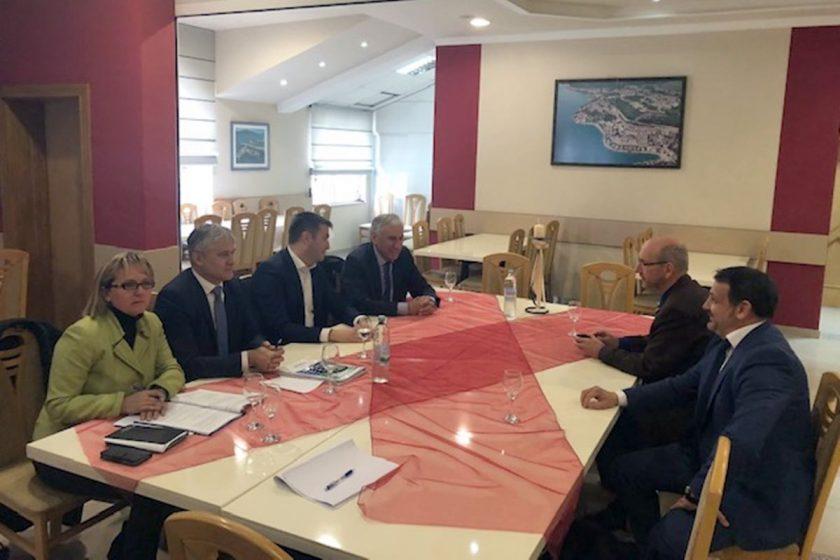 Načelnik Lasić s ministrom Ćorićem razgovarao o novom Zakonu o vodnim uslugama: Neprihvatljivo nam je pripajanje Dubrovniku