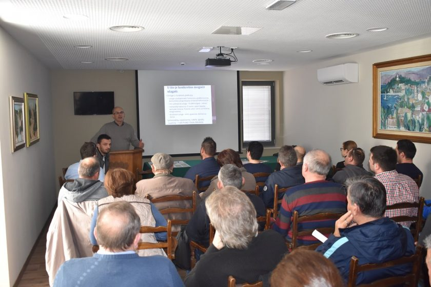 Održane radionice o potporama ulaganju i razvoju ulaganju u pokretanje nepoljoprivrednih djelatnosti u ruralnim područjima