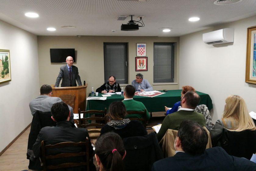 OPĆINSKO VIJEĆE Usvojen paušalni porez na dohodak za iznajmljivače i kampove u Konavlima