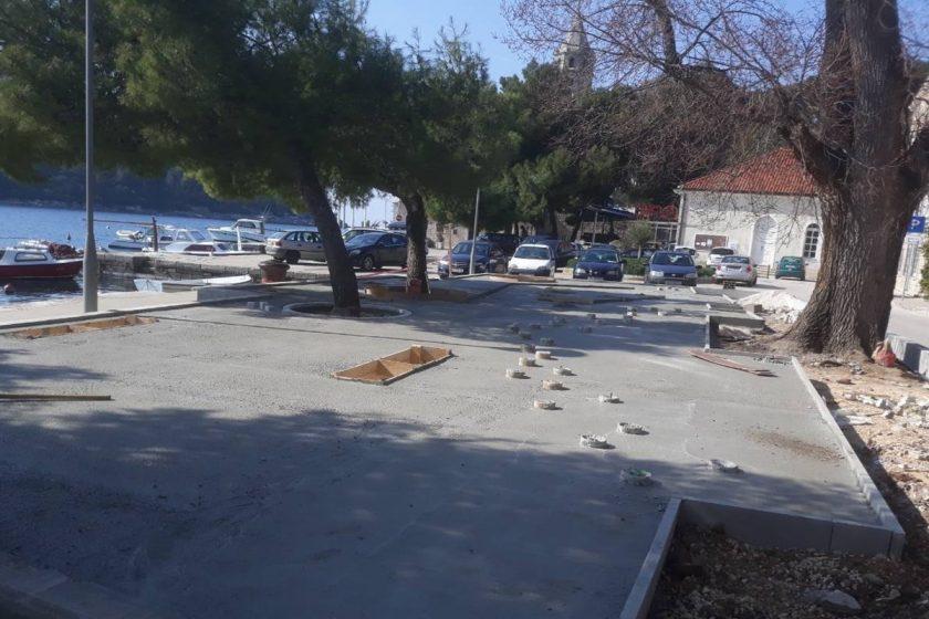 Završena većina građevinskih radova na igralištu u Cavtatu, slijedi rekonstrukcija brojnih drugih
