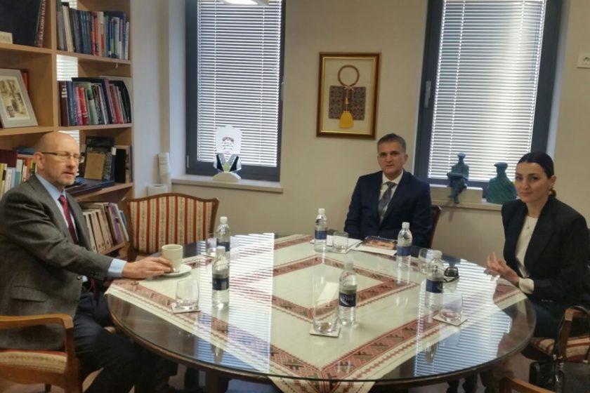 Načelnik Lasić na sastanku s ministrom Marićem razgovarao o dva krucijalna projekta za Općinu Konavle