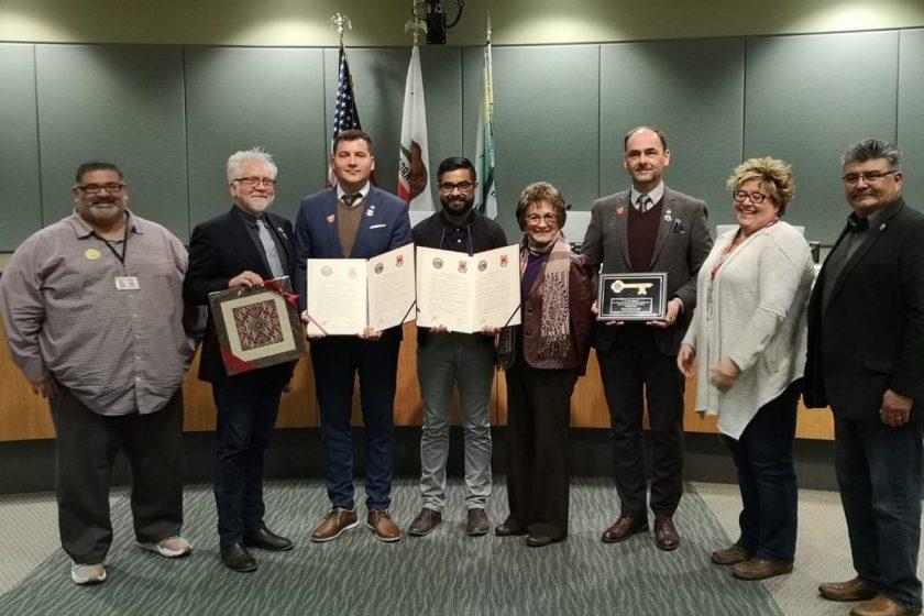 Zamjenik načelnika Ivo Radonić i gradonačelnik grada Watsonville Francisco Estrada u SAD-u potpisali Sporazum o suradnji