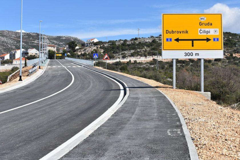 Načelnik Lasić povodom puštanja u promet novog ulaza u Cavtat: Ovo smo čekali desetljećima!