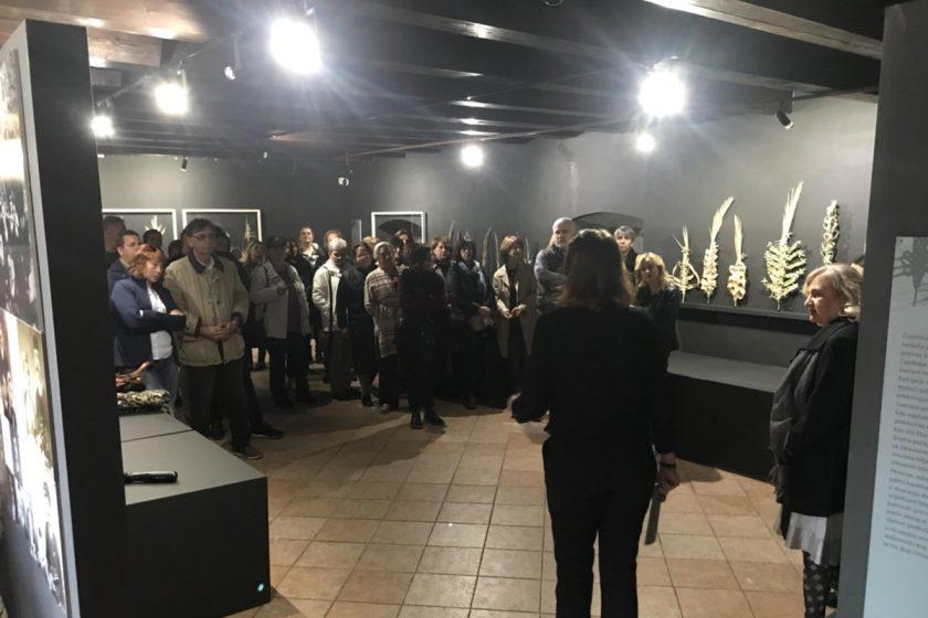 """Otvorena izložba """"Konavoske pomice"""", zbirka Katarine Bećir"""