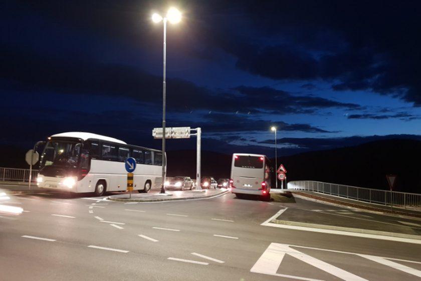 Zasvijetlio novi ulaz u Cavtat