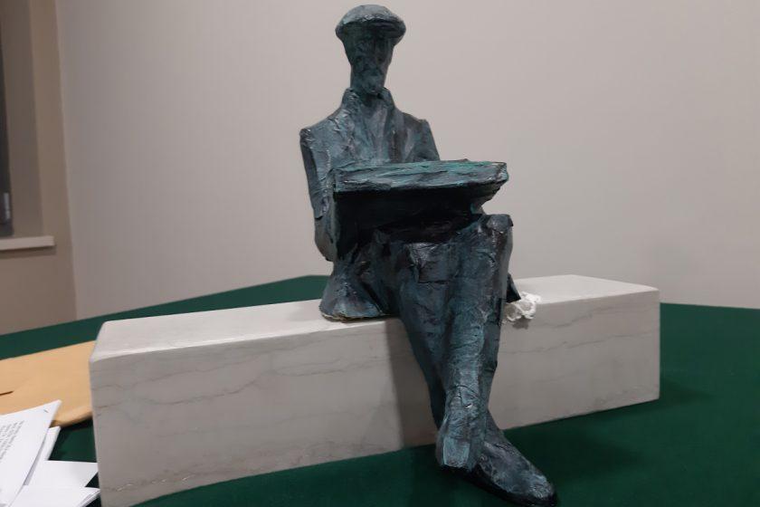 U Cavtatu spomenik velikom hrvatskom slikaru Vlahu Bukovcu
