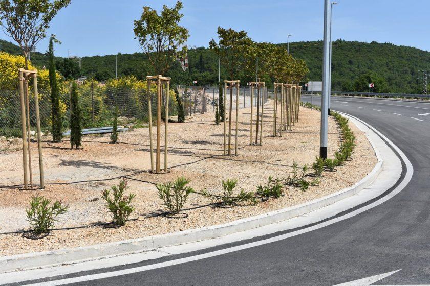 Općina Konavle krenula u projekt hortikulturnog uređenja raskrižja za Cavtat, na parkingu predviđeno i hranilište za životinje