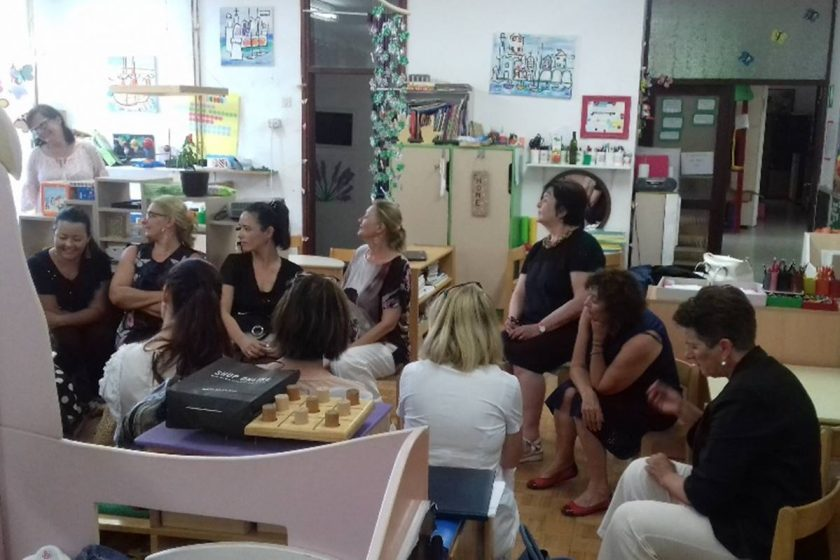 """U sklopu projekta """"Otvorimo južna vrata Lijepe naše"""" održana druga edukacija za odgojitelje DV Konavle"""