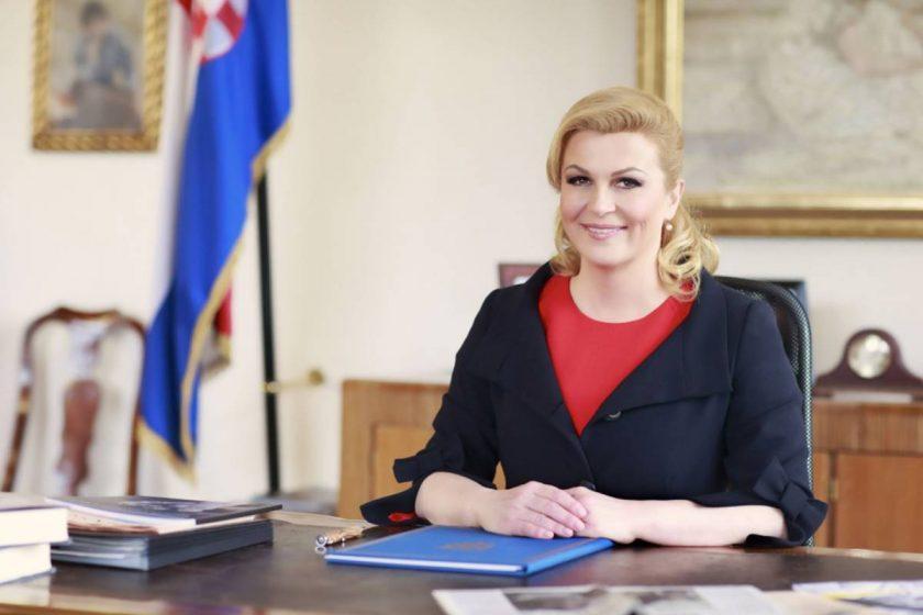Predsjednica Kolinda Grabar Kitarović u posjetu Konavlima