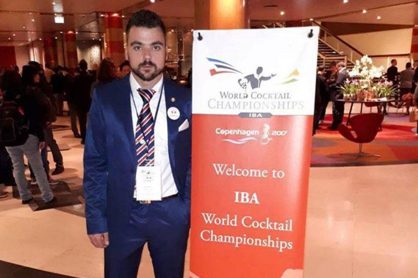 """Mario Saulan """"Epidaurusom"""" osvojio četvrto mjesto na svjetskom natjecanju barmena"""