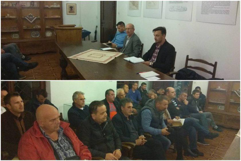 Načelnik Božo Lasić sa suradnicima sastao se s presjednicima Mjesnih odbora