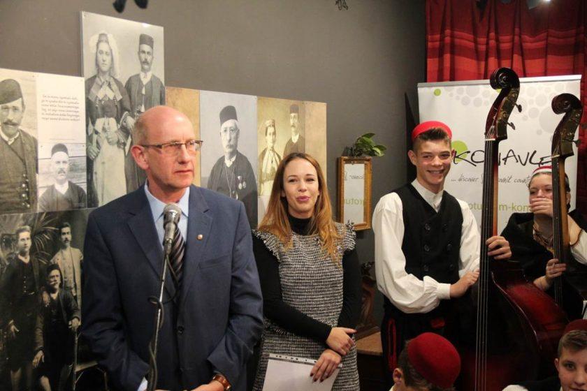 Načelnik Božo Lasić otvorio desete Mirise Božića u Konavlima