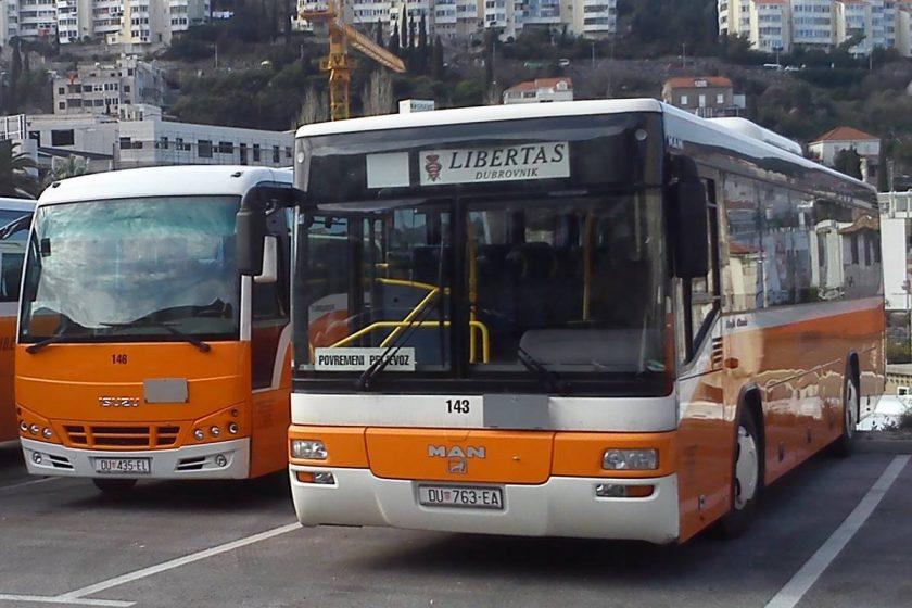 Novi vozni red JGP Libertas (30.06.2020.)