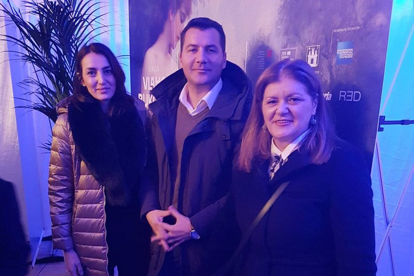 Predstavnici Općine Konavle u Zagrebu na otvaranju velike izložbe slika iz pariškog razdoblja Vlaha Bukovca