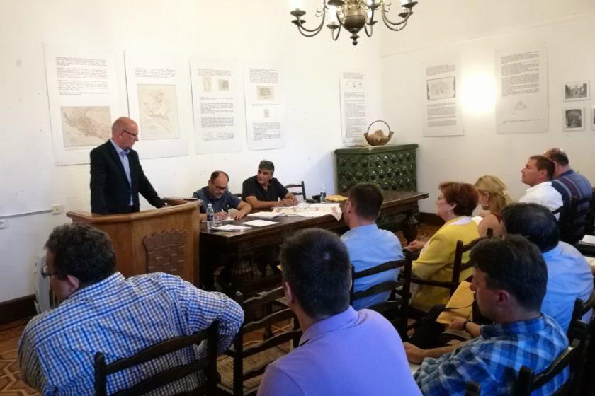 OPĆINSKO VIJEĆE Usvojen rebalans, rasprava o miniranju u Zračnoj luci Dubrovnik, taksistima i raspolaganju poljoprivrednim zemljištem