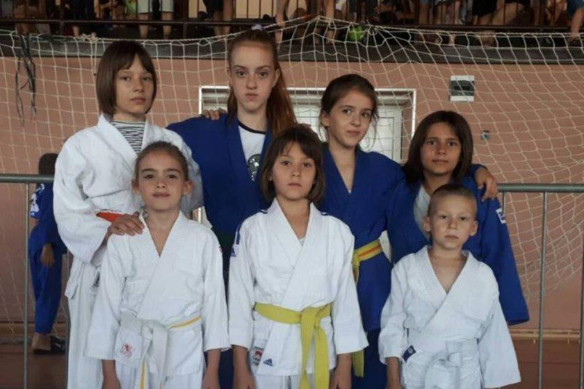 Načelnik Lasić čestitao konavoskim judokama na odličnom nastupu na Spinel kupu