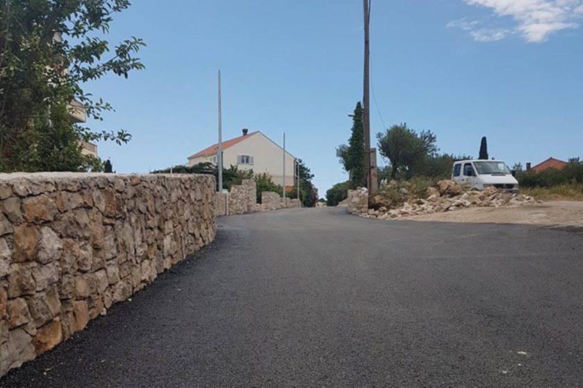 Završeni radovi na proširenju ceste nastavka Plosnog rata
