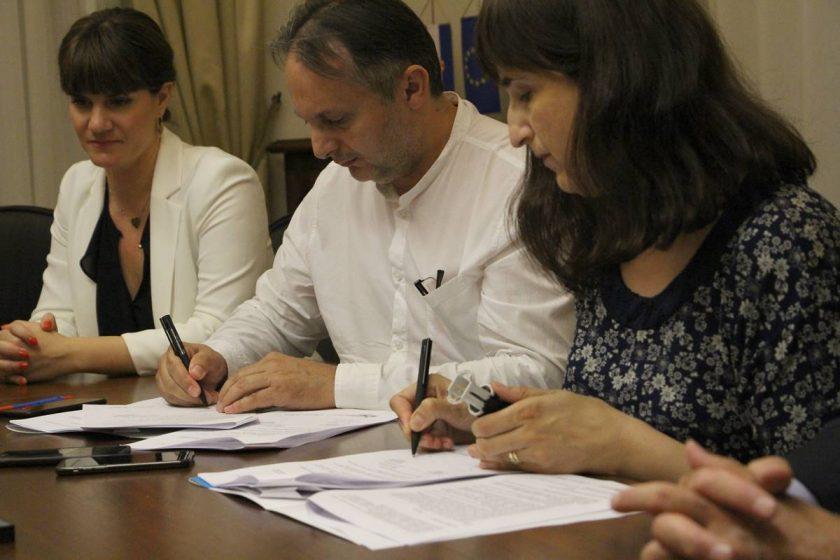 Potpisan ugovor za energetsku obnovu zgrade Osnovne škole Gruda vrijedan 2,8 milijuna kuna
