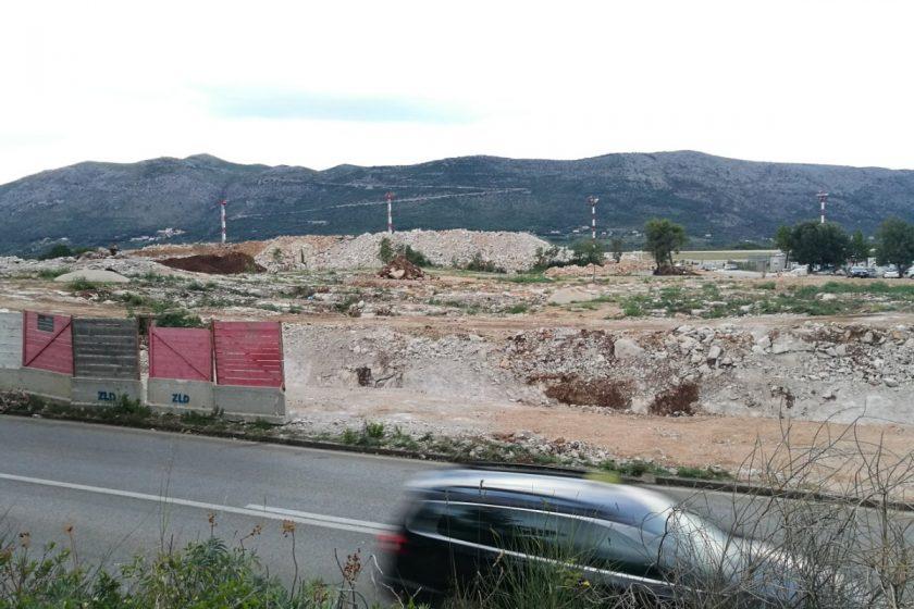 Na inicijativu načelnika Lasića postignut dogovor oko miniranja na gradilištu Zračne luke Dubrovnik