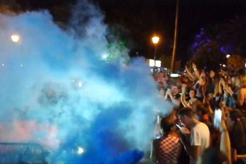 Gledajte utakmicu Hrvatska – Engleska na Trgu dr. Franja Tuđmana u Cavtatu