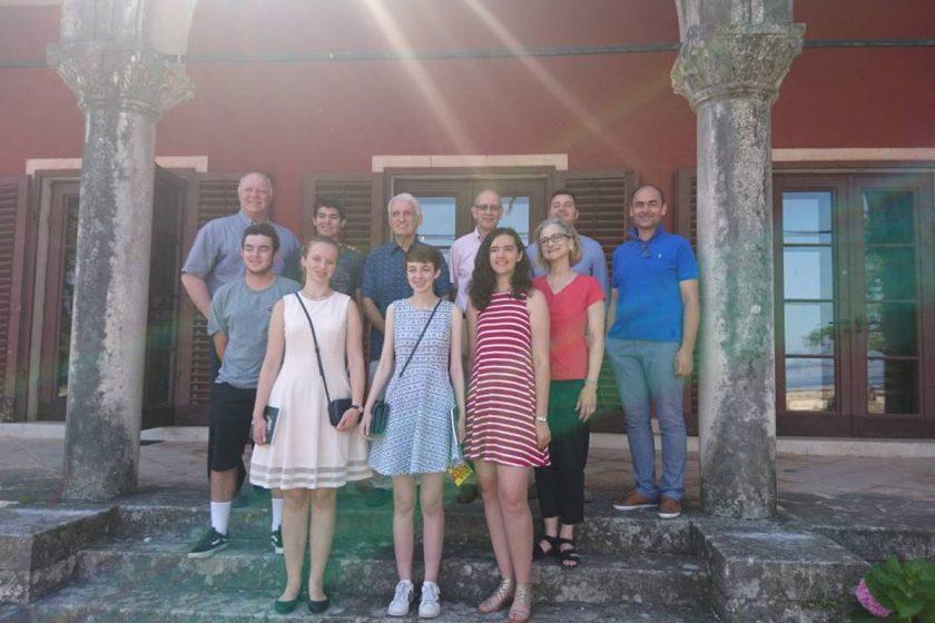 Načelnik Lasić sa suradnicima primio izaslanstvo iz Watsonvillea