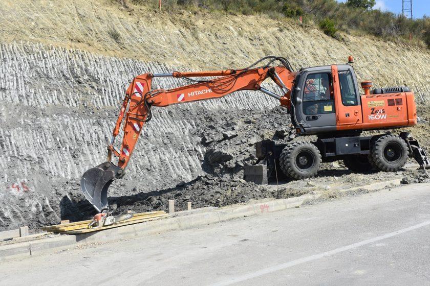 Od 1.lipnja do 15. rujna zabranjuju se zemljani radovi i radovi na izgradnji konstrukcije građevine