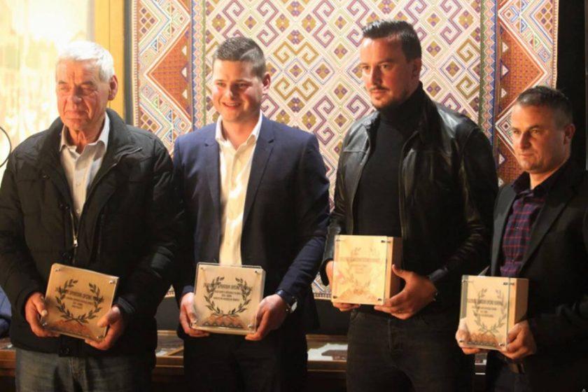 Mihu Miletiću i Sadu Bečiću Nagrade za izniman doprinos u razvoju sporta u Općini Konavle