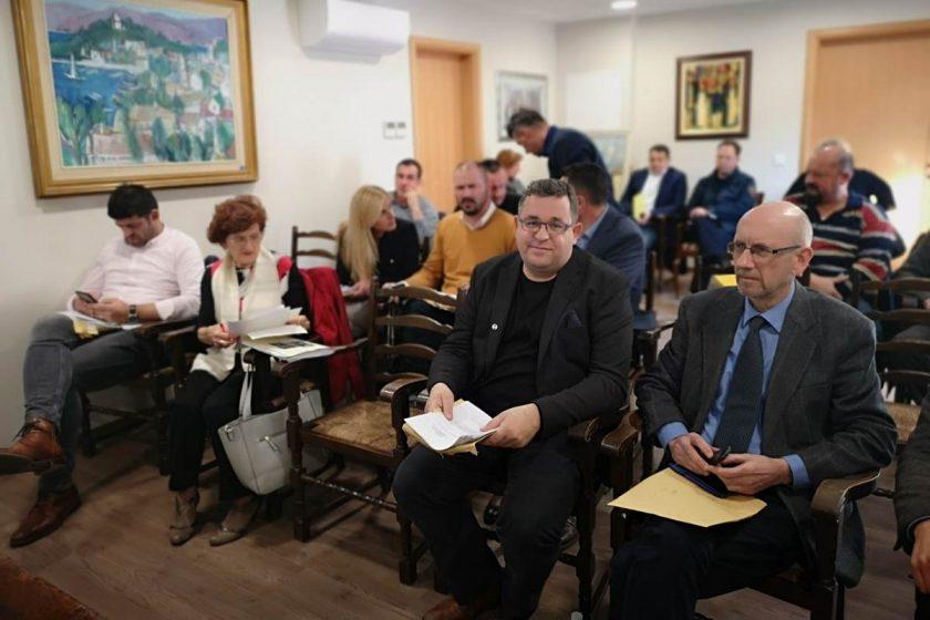 SJEDNICA OPĆINSKOG VIJEĆA Usvojena Odluka o osnivanju Poduzetničke zone u Čilipima