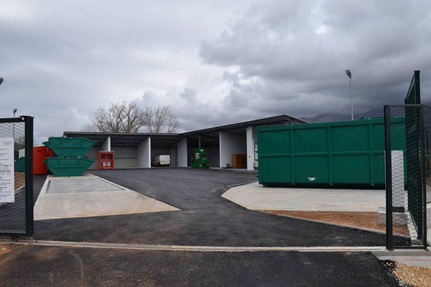 SREDSTVIMA EU FONDOVA: Završeni radovi na izgradnji i opremanju reciklažnog dvorišta Konavle