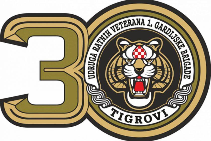 Načelnik Lasić uputio čestitiku povodom 30. obljetnice osnutka 1. gardijske brigade Tigrovi