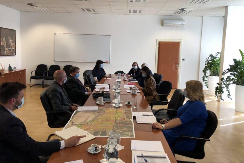 SASTANAK U MINISTARTVU POLJOPRIVREDE: Napravljen važan korak u rješavanju pitanja Konavoskog polja