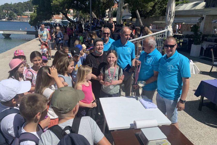 Učenici OŠ Cavtat odmjerili snage u ribolovu