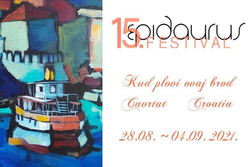 Program 15. Epidaurus festivala Cavtat