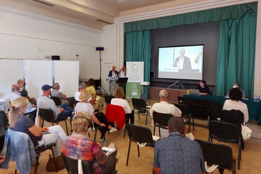 Načelnik Lasić otvorio Međunarodni kongres suhozida u Cavtatu